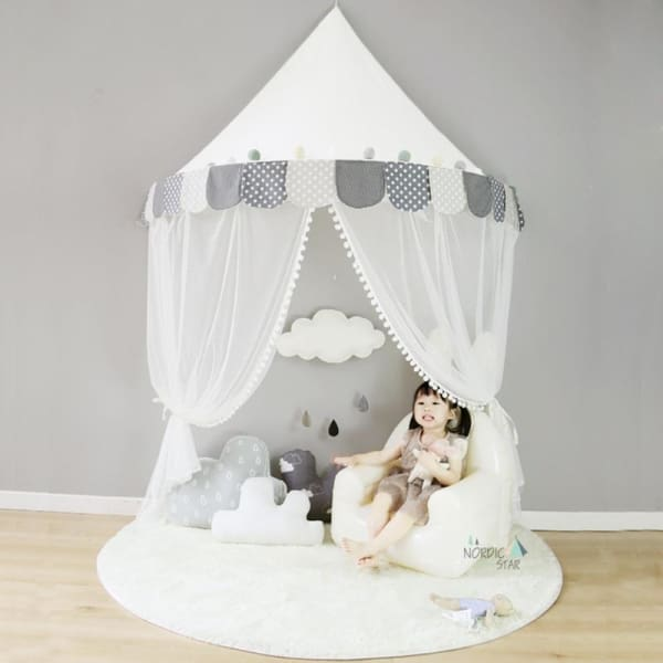 Fairytale Canopy Tent - Negative Space