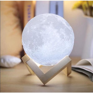 Luna LED Lamp18cmNegative Space Negative Space