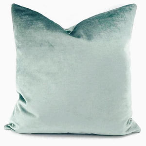 Jewel Velvet Cushion Cover60x60cm / Sage GreenNegative Space Negative Space