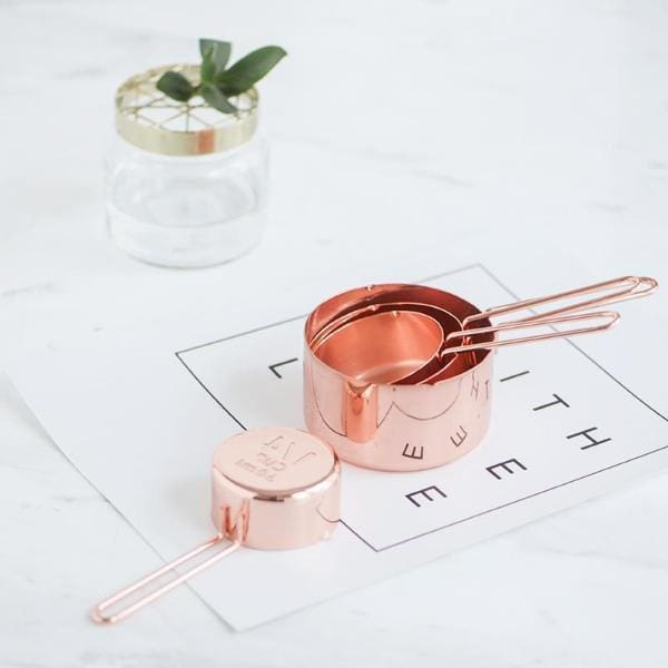 Measuring Cup Set - Negative Space