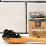 Dirty Girl Farm Activated Charcoal Scrub