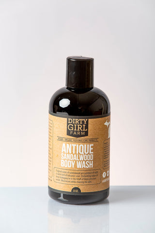 Antique Sandalwood Body Wash