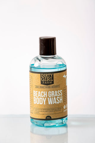 Dirty Girl Farm Beach Grass Body Wash