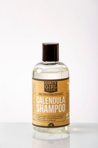 Dirty Girl Farm Calendula Shampoo