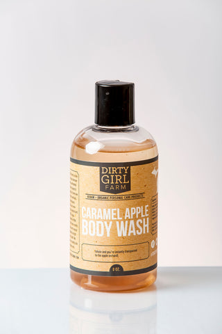 Dirty Girl Farm Caramel Apple Body Wash
