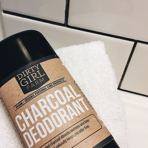 Dirty Girl Farm Charcoal Deodorant