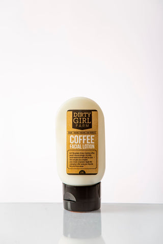 Dirty Girl Farm Coffee Facial Lotion