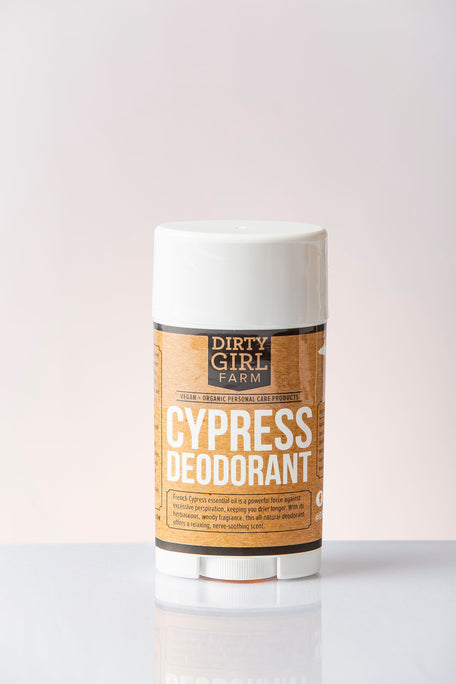 Dirty Girl Farm Cypress Deodorant