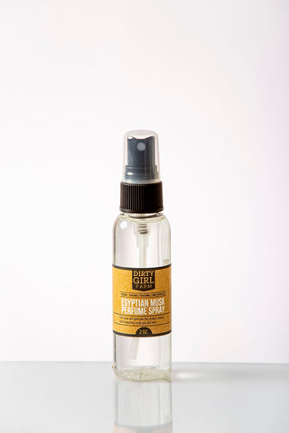 Egyptian Musk Perfume Spray