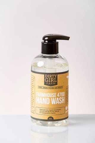 Dirty Girl Farm Farmhouse 4700 Hand Wash