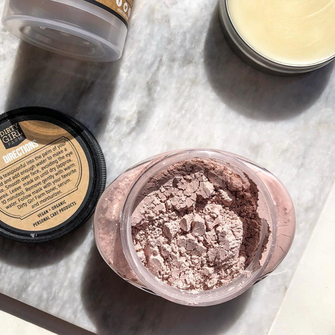Rose Problem Skin Clay Mask