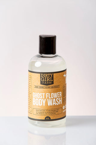 Dirty Girl Farm Ghost Flower Body Wash