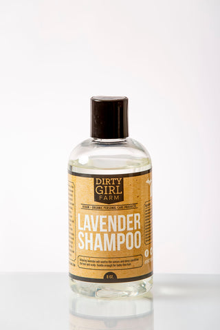 Dirty Girl Farm Lavender Shampoo