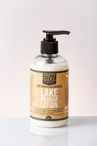 Dirty Girl Farm Lake Michigan Lotion