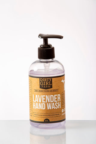 Dirty Girl Farm Lavender Hand Wash