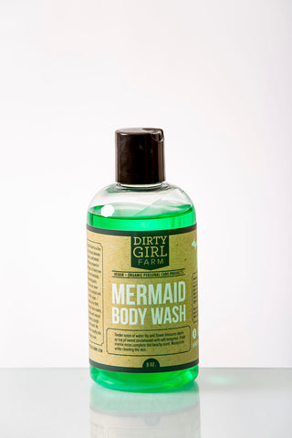 Dirty Girl Farm Mermaid Body Wash