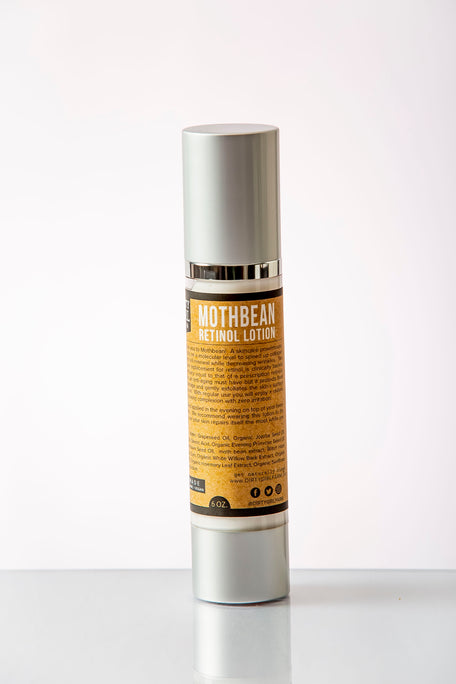Dirty Girl Farm Moth Bean Retinol Lotion