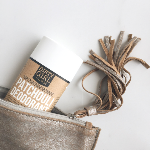 Dirty Girl Farm Patchouli Deodorant