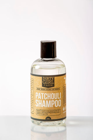 Dirty Girl Farm Patchouli Shampoo