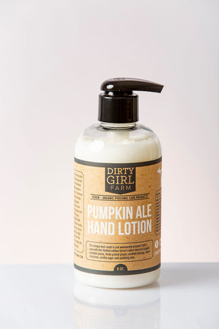 Dirty Girl Farm Pumpkin Ale Hand Lotion