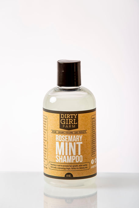 Dirty Girl Farm Rosemary Mint Shampoo