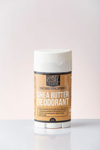 Dirty Girl Farm Shea Butter Deodorant