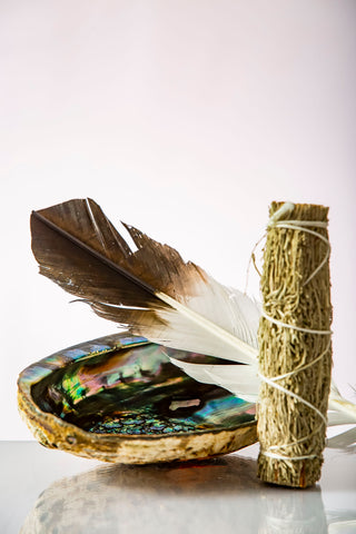 Home Smudging Ritual