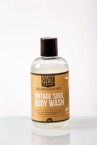 Dirty Girl Farm Vintage Soul Body Wash