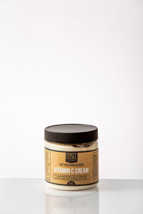 Dirty Girl Farm Vitamin C Cream