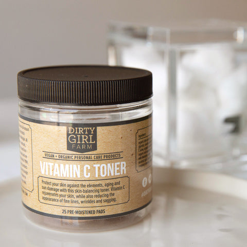 Dirty Girl Farm Vitamin C Toner