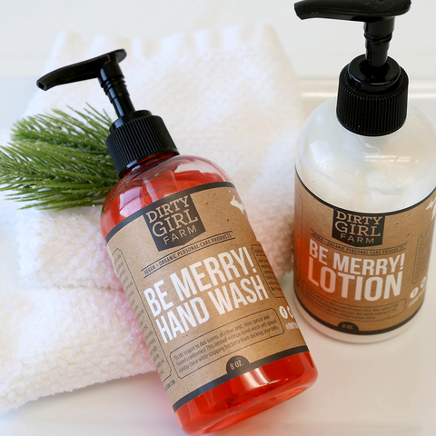 Be Merry! Hand Wash