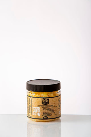 Dirty Girl Farm Ayurvedic Turmeric and Neem Facial Scrub