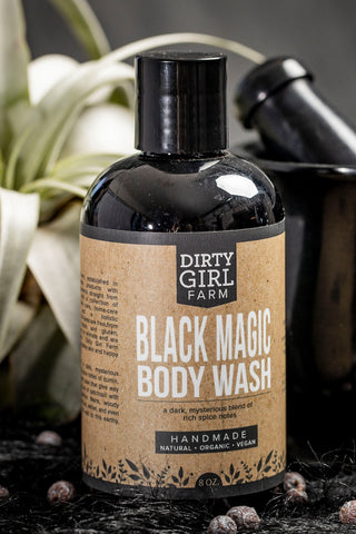 Black Magic Body Wash