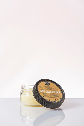 Carrot Seed Beauty Balm