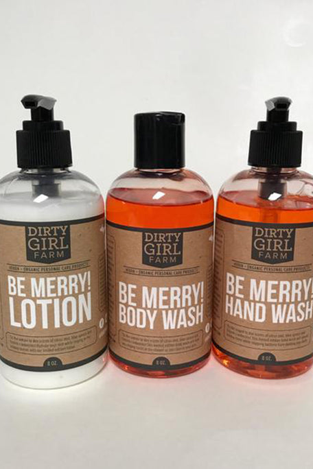 Be Merry! Trio Gift Set