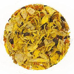 Golden Glow Herbal Beauty Tea