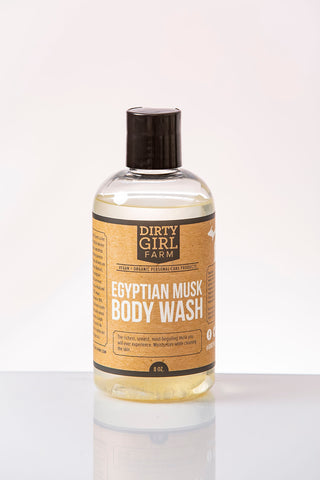 Egyptian Musk Body Wash