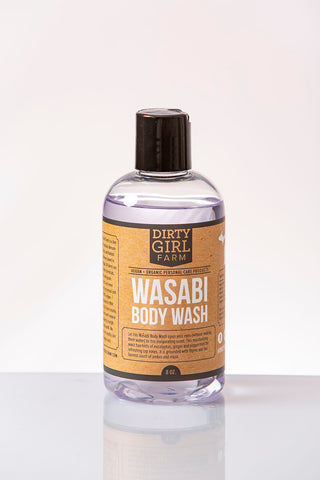 Wasabi Body Wash