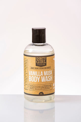 Vanilla Musk Body Wash