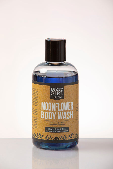 MoonFlower Body Wash