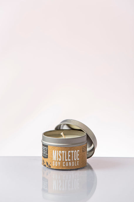 Mistletoe Candle Mini