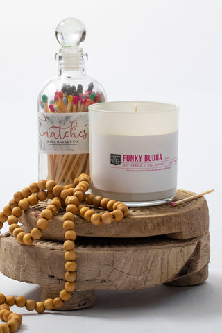 Funky Budha Soy Candle