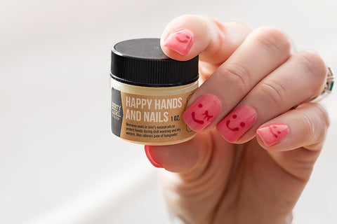 Happy Hands and Nails