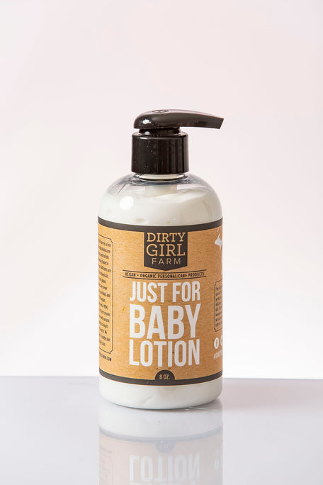 Just for Baby Organic Lotion