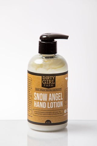Snow Angel Lotion