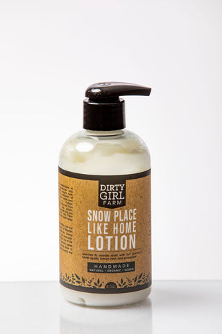 Snow Place Like Home Lotion