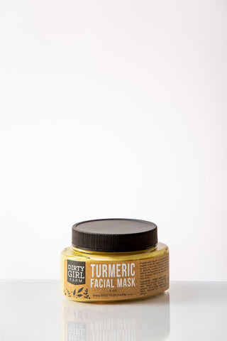 Dirty Girl Farm Turmeric Facial Mask