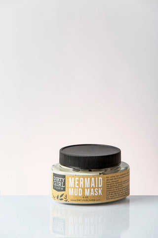 Dirty Girl Farm Mermaid Mud Mask