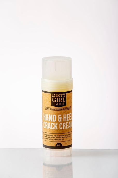 Dirty Girl Farm Hand and Heel Crack Cream