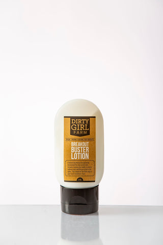 Dirty Girl Farm Breakout Buster Lotion